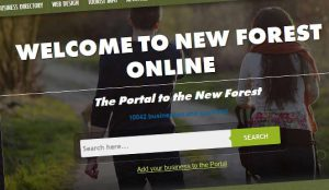 Search the New Forest Online Business database