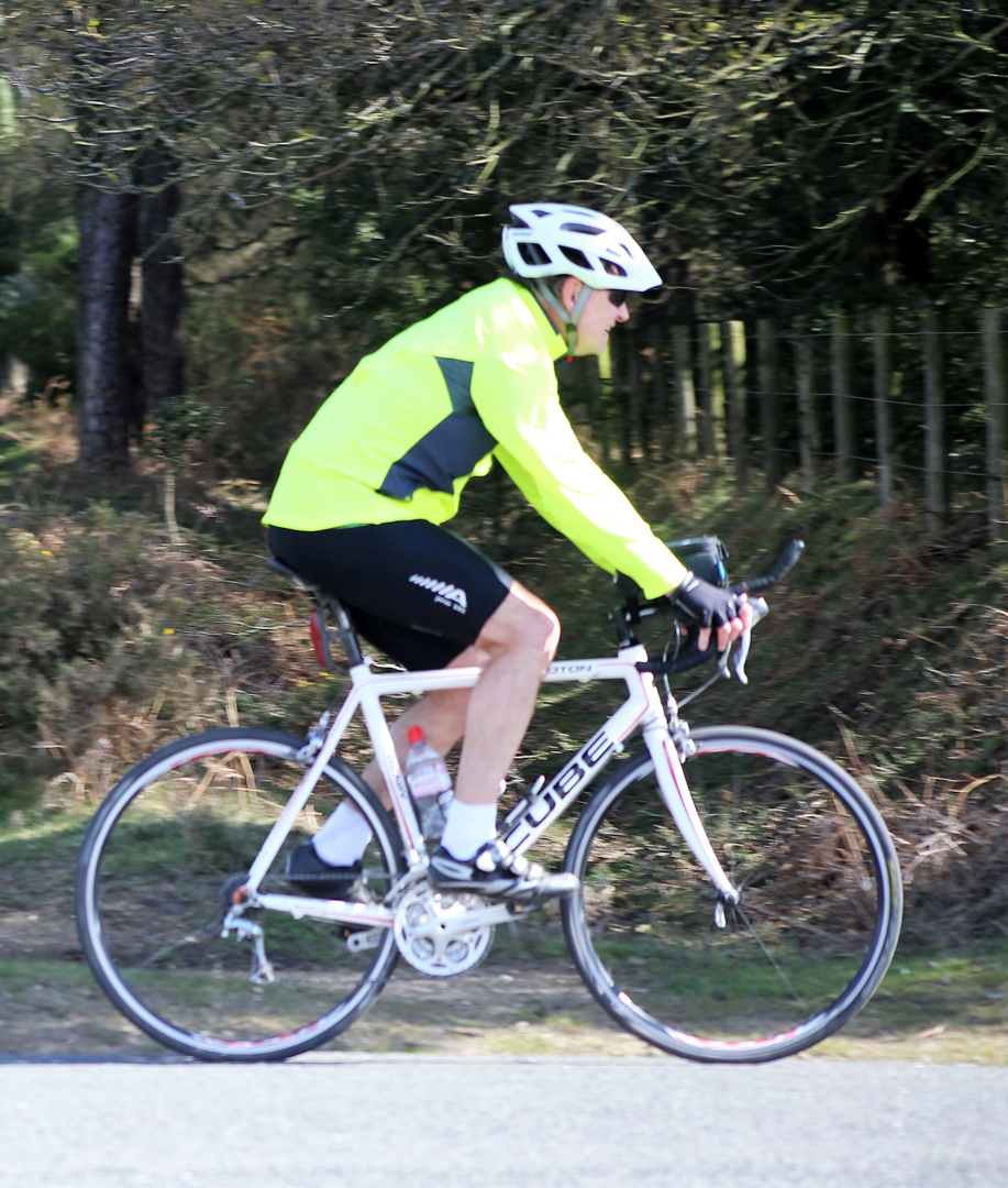 Charity New Forest Bike Ride