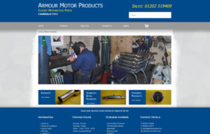 Armour Motor Products