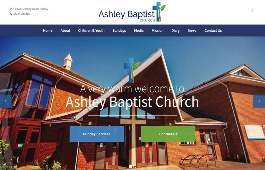 Ashley Baptist Church