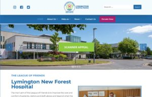Lymington Hospital League of Friends